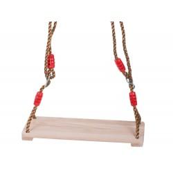 Detská drevená hojdačka pre deti
