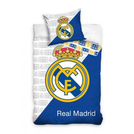 DR Posteľné obliečky Real Madrid - 140x200, 70x90cm