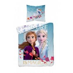 Bavlnené detské obliečky Frozen Magical