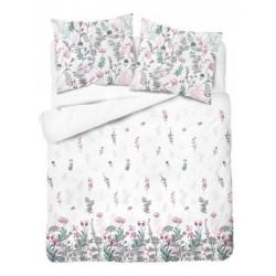 Bavlnené posteľné obliečky Lúka