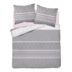 Bavlnené posteľné obliečky Marco 3457 B