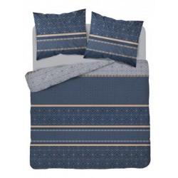 Bavlnené posteľné obliečky Marco 3457 A
