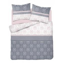 Bavlnené posteľné obliečky 160x200 Zoe 3455 B