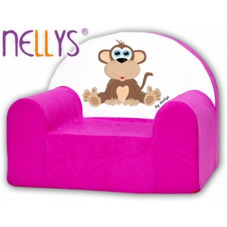 Detské kresielko - Opička