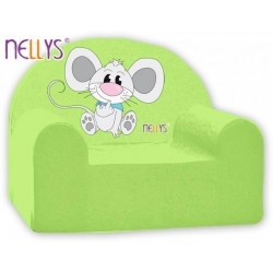 Nellys Detské kresielko - Myška