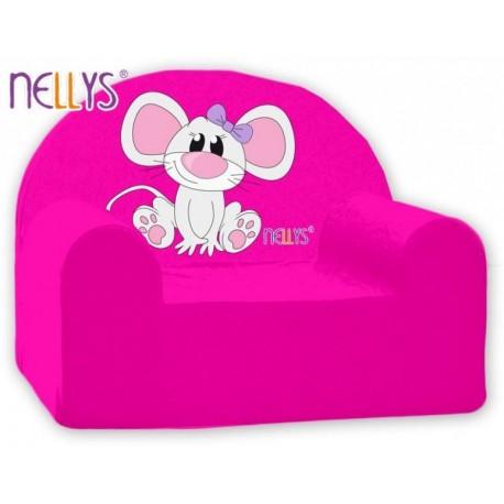 Detské kresielko - Myška