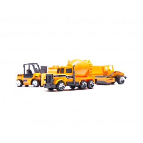 6682 Stavebné stroje - 6 ks