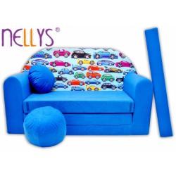 Nellys Rozkladacia detská pohovka 64R