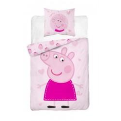 Posteľné obliečky Peppa Pig 160x200 cm
