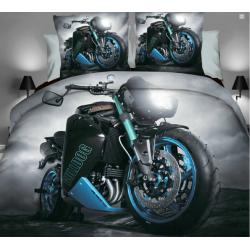 3D prehoz 160x200 Motorka