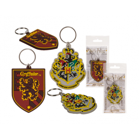 12-0010 DR Kľúčenka Harry Potter