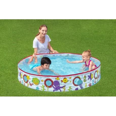 55029 Detský bazén SEA ANIMAL - BESTWAY