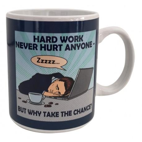 HH30 Hrnček - Hard work never hurt 330 ml