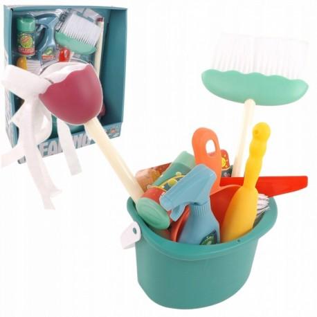 XG2-20B Sada na upratovanie pre deti - CLEANING