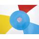 Farebná retro nafukovacia lopta Bestway - 51 cm