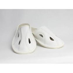 Pánske kožené papuče Model C