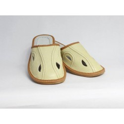 Pánske kožené papuče Model B
