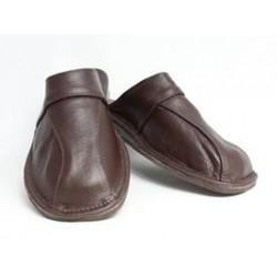 Pánske kožené papuče Model V