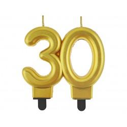 Sviečka na tortu 30