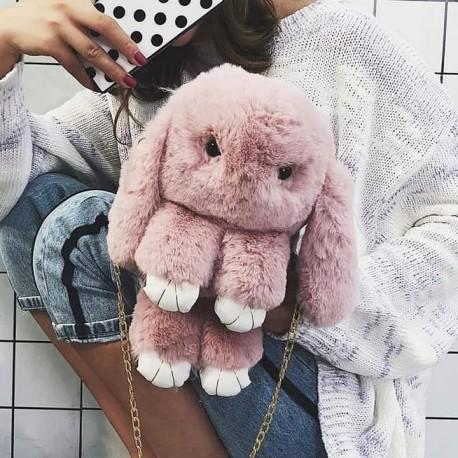 Plyšový ruksak zajačik