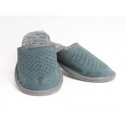 Pánske kožené papuče Model I 0001