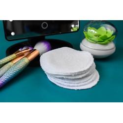 Odličovacie tampóny prateľné Yolka 1ks – Veľké 10cm