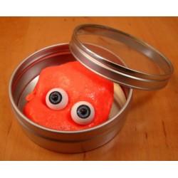 Inteligentná plastelina - Oranžová príšera