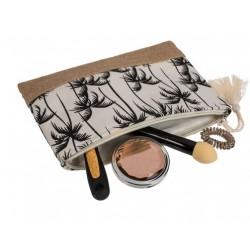 Jutová kozmetická taška - Palma