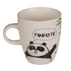 Hrnček - Vtipná panda s odkazom 180ml