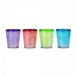 Samochladiace poháriky - Farebné 50ml