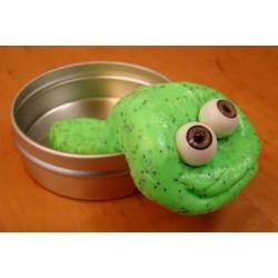 inteligentná plastelína - Zelená príšera
