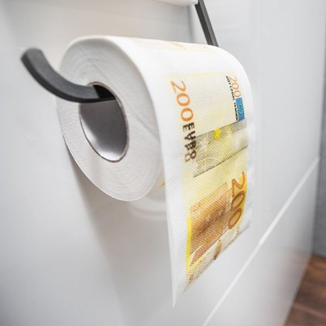 Toaletný papier XL - 200 eur
