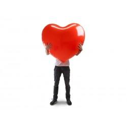 Nafukovacie srdce XXXL