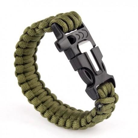 Army náramok 3v1