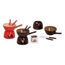 Hrnček - čokoládové fondue