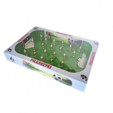 Stolný futbal pružinový - 22 hráčov