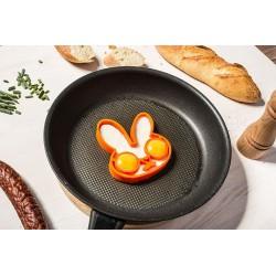 Silikónová forma na vajíčka - králik