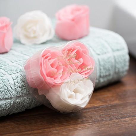 Mydlové ruže 3ks sada