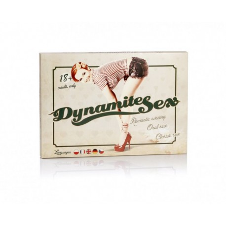 DR Dynamite sex erotická hra