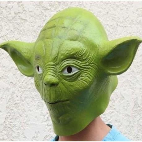 Maska Mistr Yoda