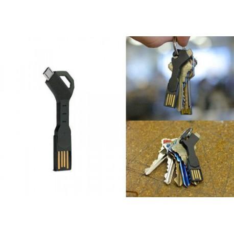USB kľučenka na nabíjanie telefónu