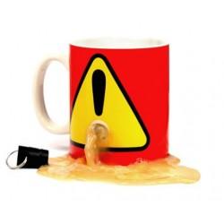 Plug Mug - Hrnček so zátkou