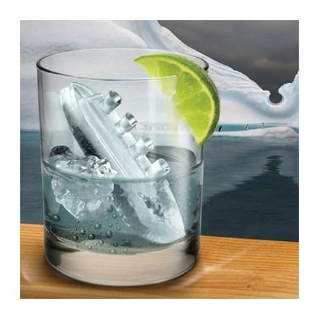 Titanic forma na ľad