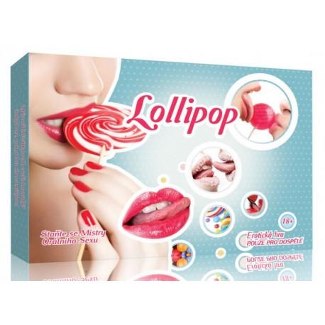 Lollipop Orálne pohladenie