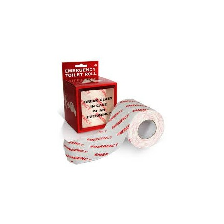 Pohotovostný toaletný papier