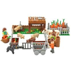 Záhrada so zvieratkami - FARMA