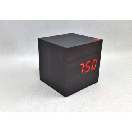 LCD hodiny s dátumom a budíkom