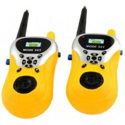 Detské vysielačky Walkie talkie - set