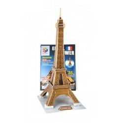 3D puzzle - Eiffelova veža
