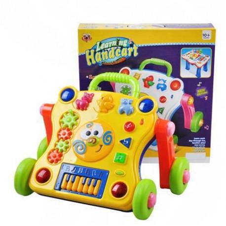 Interaktívny hrajúci vozík